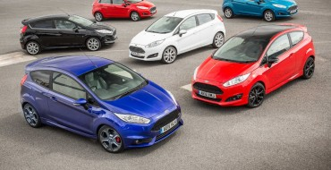New Ford Fiesta Wins Three Car of the Year Awards