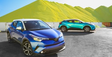 2019 Toyota C-HR Overview