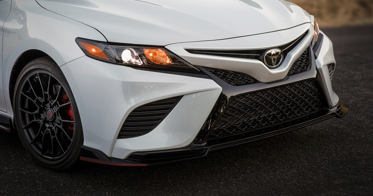 Toyota Launches Camry and Avalon TRD Editions