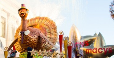 Ram Leads the Way at the Macy's Thanksgiving Day Parade