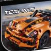 LEGO Releases New C7 Corvette ZR1 Technic Kit
