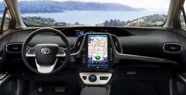 Self-Driving Toyota Prius Drives Coast-to-Coast Unaided