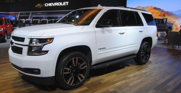 Chevy Tahoe and Traverse Named to US News' List of Most Reliable Three-Row SUVs