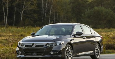 Honda Accord Hybrid Earns Spot on 2019 Wards 10 Best Engines