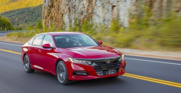 Honda Sweeps 2019 Kelley Blue Book Best Buy Awards