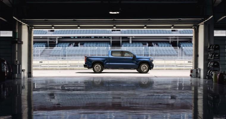 New Chevy Silverado Coming to Mexico as Cheyenne