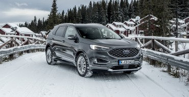Ford Europe Hits Record Full-Year SUV Sales with Time to Spare
