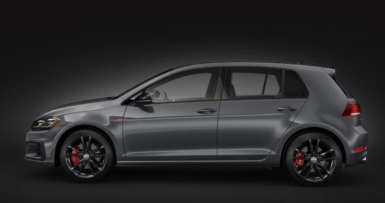 2019 Volkswagen Golf GTI Nabs Hatchback of the Year