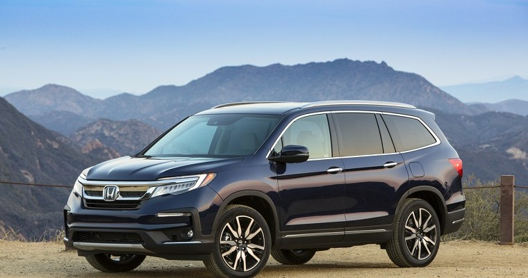 All 2018-19 Honda Models Claim 5-Star Safety Rating