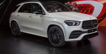 3 Cars Nab 2019 Top Safety Pick+ Awards for Mercedes-Benz