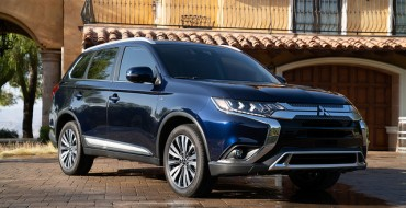 2019 Mitsubishi Outlander an IIHS Top Safety Pick Yet Again