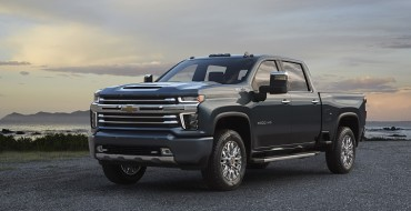 The Stronger, Smarter 2020 Chevrolet Silverado HD