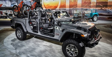 WardsAuto Names All-New Jeep Gladiator to Its List of 10 Best Interiors for 2019
