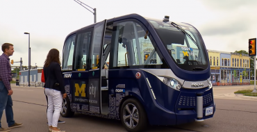 Mcity Uses Augmented Reality to Advance Self-Driving Technology