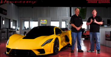 Former GM Engineer to Develop Hennessey's Next-Gen Venom F5