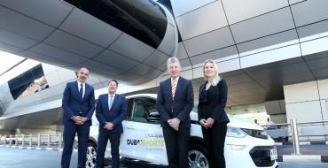 Chevrolet Bolt Begins Service at Dubai International Airport