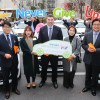 GM Korea Donates 30 Sparks in Chevrolet Never Give Up Campaign