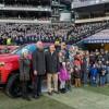 Chevrolet Donates Seven Silverados to Operation Homefront