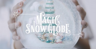 The Magic Snow Globe VR Experience Brightens CHOC Patients' Holidays