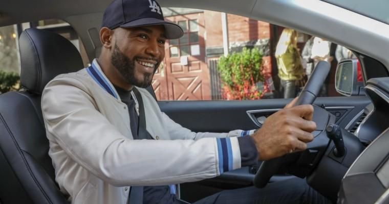 Queer Eye's Karamo Brown Leads 2019 Ford Edge Media Ride-Along