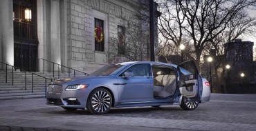 2020 Lincoln Continental Coach Door Edition on Sale