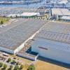 Nissan Motor Parts Center in Amsterdam Harnesses Solar Energy for Operational Use