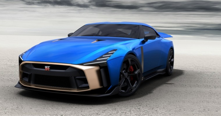 Nissan GT-R50 by Italdesign Headed to Production