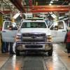 [PHOTOS] Chevy Silverado Medium-Duty Trucks Roll Off Assembly Line
