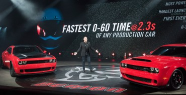 Don't Worry, the Dodge Challenger and Charger Probably Aren't Going Anywhere