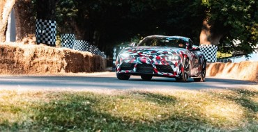 Supra Price to Be 'Acceptable for Toyota Fans'