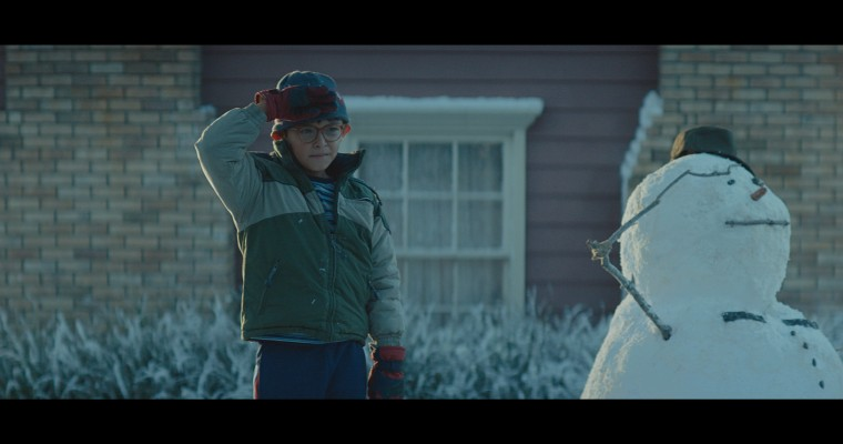 Saluting Snowmen Feature in Heartwarming Toyotathon Commercial