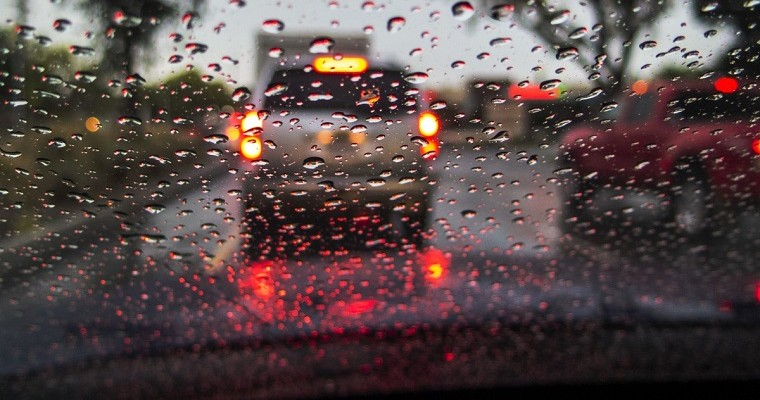 Rainy Weather Confounds Self-Driving Cars in Michigan State Study