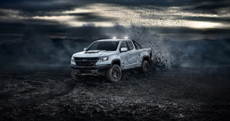 Current Competitive Owners can Save on a Chevy Colorado