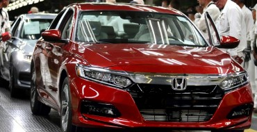 Honda US Auto Production Rises in 2018