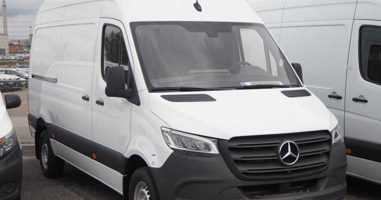 2018 Mercedes-Benz Vans Sprint MB to Record Sales in US