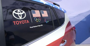 Toyota Partners with Governing Bodies Ahead of 2020 Tokyo Olympics