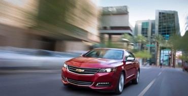 Two Chevy Sedans Earn Spots On List Of 20 Roomiest Sedans In 2019