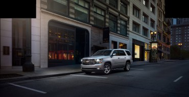 2020 Chevy Tahoe Gets Subtle Modifications