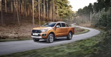 Ford Reveals New 2019 Ranger for Europe