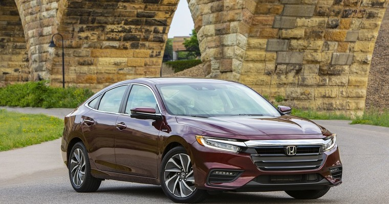 Five Honda Models Earn 2019 KBB Best Resale Value Awards