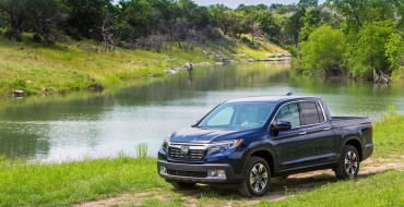 2019 Honda Ridgeline is One of Car and Driver's 10Best Trucks and SUVs