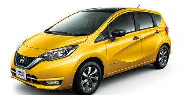 Nissan Note Achieves Japan's Best-Selling Car Record for 2018