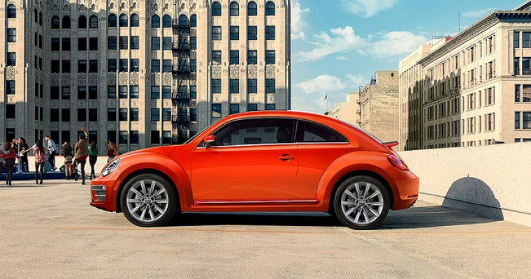 Volkswagen Beetle and Passat Win Big with Vincentric