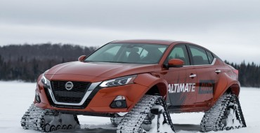 Nissan Put Tracks On Yet Another Vehicle