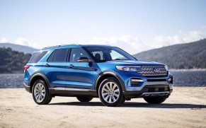 Ford Continues Rebound in China with Massive Q1 2021