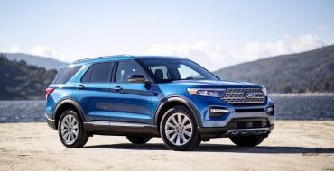2020 Ford Explorer Limited Hybrid Fuel Economy Revealed