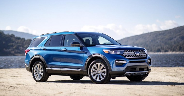 2020 Ford Explorer Limited Hybrid Fuel Economy Revealed