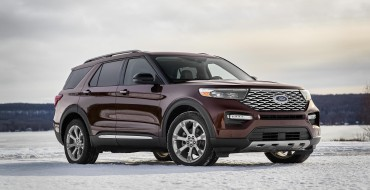 2020 Ford Explorer Priced from $33,860; Explorer ST Gets $55,835 Price Tag