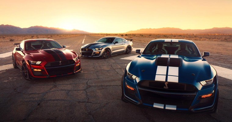 Ford Exec Confirms No Mustang Shelby GT500 for Europe