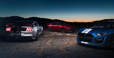 2020 Mustang Shelby GT500 Starts at $73,995